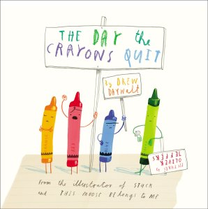 the day the crayon quit